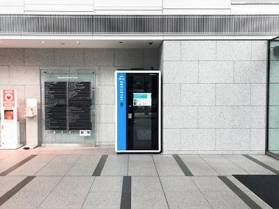 テレキューブ 新宿フロントタワー 20-01の室内の写真
