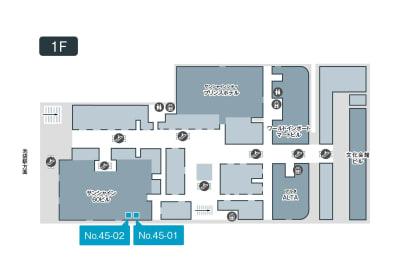 テレキューブ サンシャイン60ビル 45-02の室内の写真
