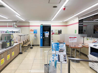 テレキューブ セブンイレブン神田専大通り店 92-01の室内の写真