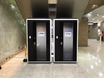 テレキューブ 国際新赤坂ビル 東館 09-02の室内の写真
