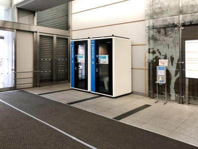 テレキューブ 三田国際ビル 34-02の室内の写真