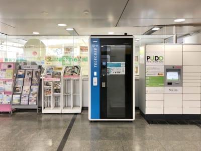 テレキューブ 京成船橋駅 2F 東口改札外 32-01の室内の写真
