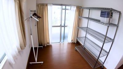 更衣室A - スタジオマッチの設備の写真