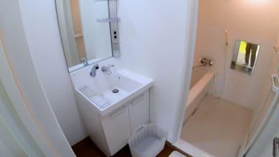 シャワー室A - スタジオマッチの設備の写真
