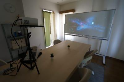 【西麻布会議室】 西麻布会議室の室内の写真