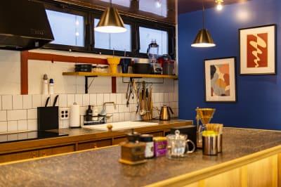 TheHangoutbyilli デザイナーズレンタルスペースの室内の写真