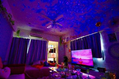 ココリアFran新大久保 とってもオシャレな空間の室内の写真