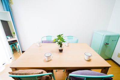 マスカット吉祥寺会議室の室内の写真