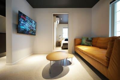 Real Life 南青山 Aoyama Speakeasyの室内の写真