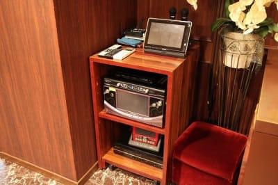 通信カラオケDAMをご利用できます。 - 「エクセレントレニー」 多目的スペースの設備の写真