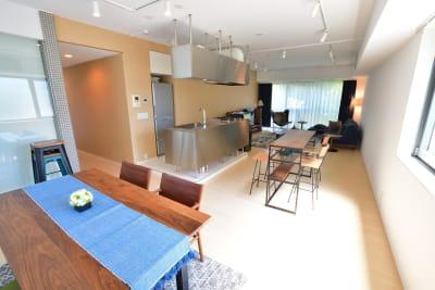 部屋全体像。24畳あります。 - 六本木デザイナーズハウススタジオの室内の写真