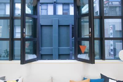 定期的に換気をしてご利用ください💐 - FUN HOUR 新宿御苑 パーティールームの室内の写真
