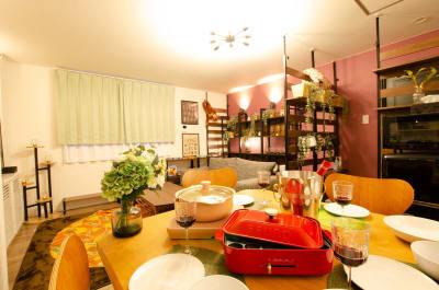 195_Botanical心斎橋 レンタルスペースの室内の写真