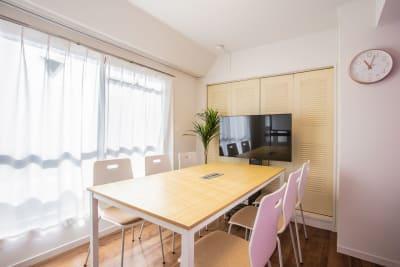 ふれあい貸し会議室大阪Groov ふれあい貸し会議室 大阪C603の室内の写真