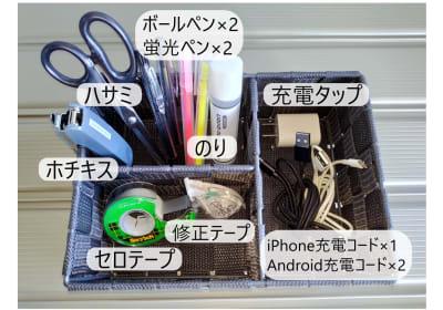 各種、文具が無料で利用できます - レンタルスペース ノア 小会議室(2F)の設備の写真