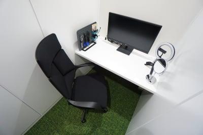 小田急レンタルスペース 個室Cの室内の写真