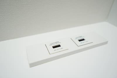 小田急レンタルスペース 個室Fの設備の写真