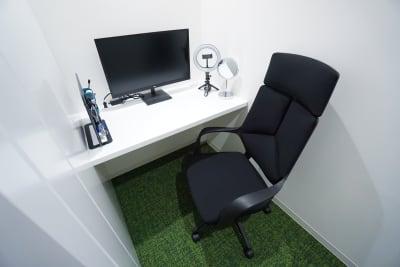 小田急レンタルスペース 個室Gの室内の写真