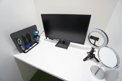 小田急レンタルスペース 個室Gの設備の写真