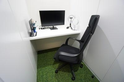 小田急レンタルスペース 個室Aの室内の写真