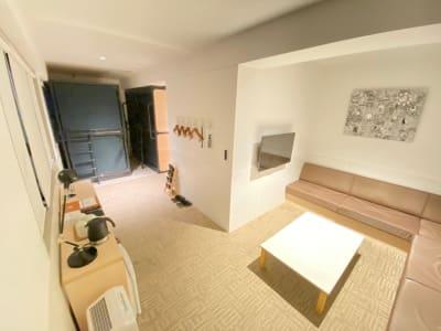 カモンホテルなんば パーティールーム☆の室内の写真