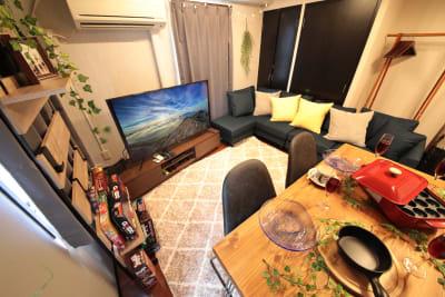 209_Calme五反田 パーティの室内の写真