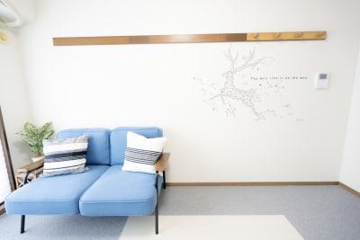 トール横浜上大岡 北欧風レンタルスペース@横浜の室内の写真