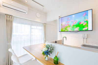 feel 浅草 501レンタルルームの室内の写真
