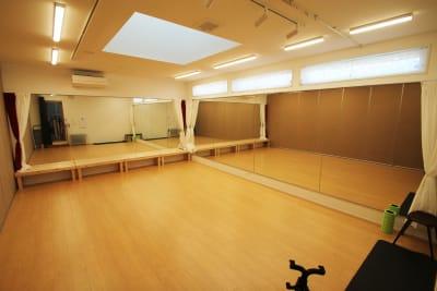 Bスタジオ - スタジオ⭐︎ベリー Lスタジオの室内の写真