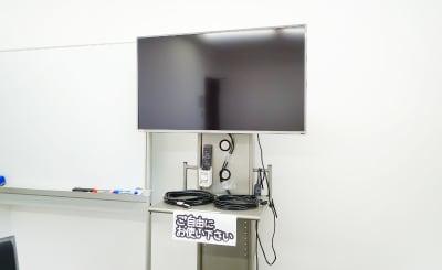 モニター(40型)常設 HDMI・RGBケーブルつき - TKP神田ビジネスセンター M804の室内の写真
