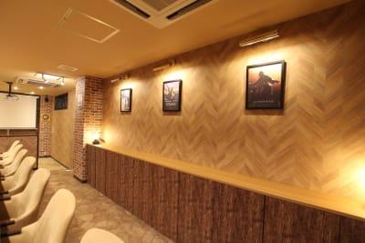 おしゃれな内装で人気です✨ - レンタルスペース「UNO」の室内の写真