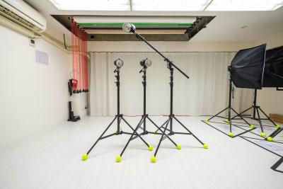 モノブロックストロボが3台※無料 - Studio Bis フォトスタジオの設備の写真