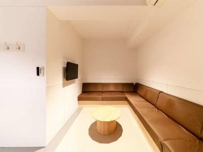 カモンホテルなんば プロジェクタールーム☆の室内の写真