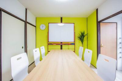 ふれあい貸し会議室 門真常称寺 ふれあい貸し会議室 門真Aの室内の写真