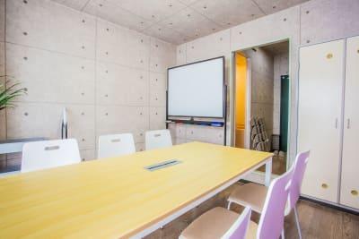 ふれあい貸し会議室天王寺アメニテ ふれあい貸し会議室天王寺A503の室内の写真
