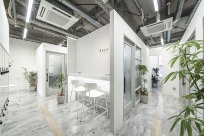リコ今泉スクエア サロンスペース 個室型の外観の写真