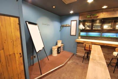 smart space スマートスペース蒲田の室内の写真