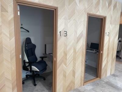 Coco Base 防音個室12の室内の写真