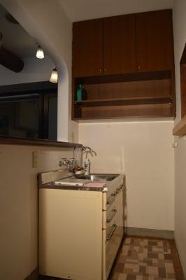 ミニキッチンも完備 - ヤマハウイング北勢堂ビル内 多目的スペース・貸し会議室の設備の写真