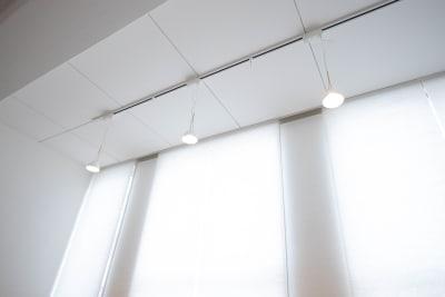 LEDペンダントライト - シックスクリエイティブスタジオ レンタルスタジオの設備の写真