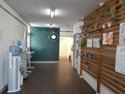 1F 廊下 - 東海ビル金沢  ヨガ,整体,学習,1F小個室の室内の写真