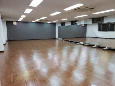 80㎡の広いスペースです☆ - レンタルスタジオ BigTree 岸和田店 の室内の写真