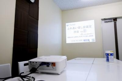 ふれあい貸し会議室 渋谷新生 ふれあい貸し会議室 渋谷No31の設備の写真