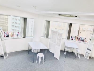 レイアウト変更自由 - 馬喰町base レンタルスペースの室内の写真