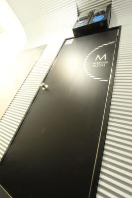 ビジネスセンター四谷 企業研修向け 貸し会議室の入口の写真