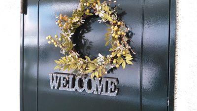 レンタルサロン自由ヶ丘 サロンスペースの入口の写真