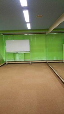 福岡大橋レンタルスタジオ スペース205の室内の写真