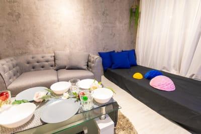 198_mysa新宿8th レンタルスペースの室内の写真