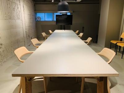 GOODOFFICE品川 会議室の室内の写真