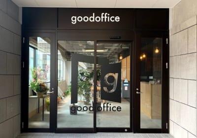 GOODOFFICE薬院 会議室の外観の写真